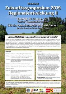Einladung Zukunftssymposium